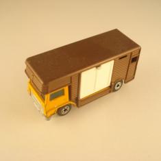 Matchbox N*40 BEDFORD HORSE-BOX Made in England c.1977 - Macheta auto Siku