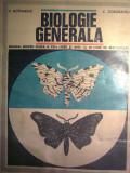 N. Botnariuc - Biologie generala - manual pentru clasa a XII a liceu si anul II licee de specialitate, Clasa 12, Alte materii, Alta editura