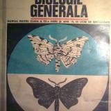 N. Botnariuc - Biologie generala - manual pentru clasa a XII a liceu si anul II licee de specialitate - Manual scolar, Clasa 12, Alte materii