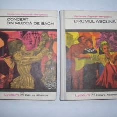 H. P. Bengescu - Concert din muzica de Bach/Drumul ascuns,rf1