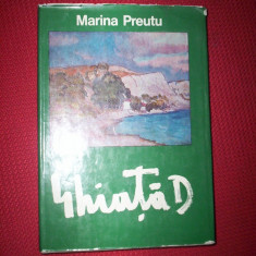 Ghiata D.(carte arta pictura)-Marina Preutu - Album Pictura