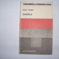 Paul Goma / GHERLA,RF8/2