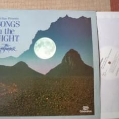 Fisherfolk Mel Bay Presents Songs In The Night disc vinyl muzica folk new age lp, VINIL