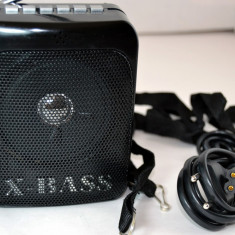 BOXA Portabila MP3 player