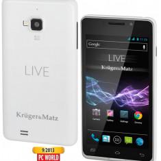 Smartphone LIVE quad core dual sim