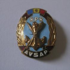 INSIGNA AVSAP R.P.R.