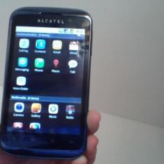 Alcatel OneTouch - 991 - Telefon Alcatel, Negru, Neblocat