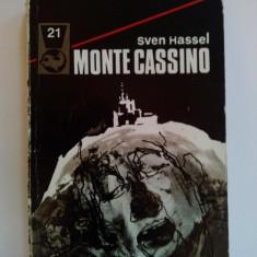Monte Cassino - Sven Hassel / Ed. Meridiane 1974 - Roman