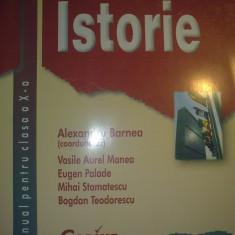 Alexandru Barnea - Istorie manual pentru clasa a X a - Manual scolar, Clasa 10, Alte materii