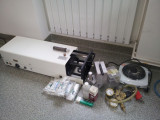 Vand Injector marca Zeiser/Girrbach Dental full automat