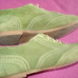 Pantofi piele intoarsa fete-marimea 33