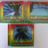 CD - the best of reggae - let jah rise/duppy conquerer/soul rebel