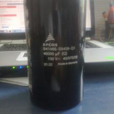 Condensator EuropeAsia electrolitic