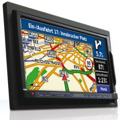 Vand navigatie Kenwood DNX 8220 BT + kit Saab - Navigatie auto