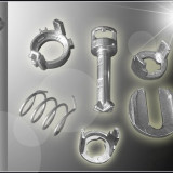 Kit de reparatie inchidere butuc maner usa Bmw X5 E53 ('98-'07) fata stanga