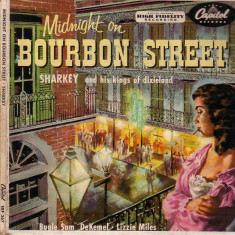 Vinil-Midnight on Boubon Street-jazz-2 discuri - Muzica Jazz capitol records