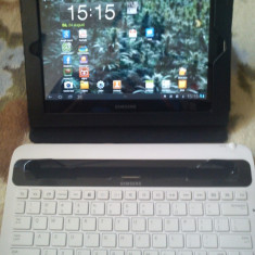 Tableta samsung noua cu acte si garantie stare impecabila, 8.9 inch, 16 GB, Wi-Fi + 3G, Android