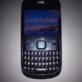 Nokia c3-00 - Telefon mobil Nokia C3, Negru, Neblocat