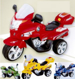 Motocicleta electrica cu acumulator 6V marime medie (4-6 ani)