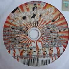 Cd Nemuritorii anilor '90 - Muzica Chillout