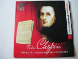 Frederic Chopin - the royal philharmonic orchestra, CD