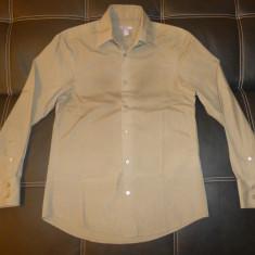 Camasa H&M, Slim Fit; marime S (37/38), vezi dimensiuni; impecabila, ca noua - Camasa barbati H&m, Marime: S, Culoare: Din imagine, Maneca lunga