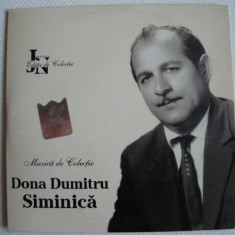 Dona Dumitru Siminica - Jurnalul National - Editie de colectie - Muzica de colectie (CD)