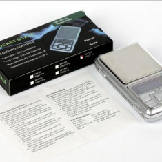 CaCantar electronic pentru  bijuterii numismatica maxima precizie - incepand cu 0.01 g doua zecimale