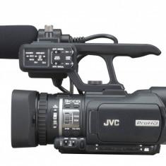 Vand camera video JVC HM100, Intre 3 si 4 inch, Card Memorie, CCD