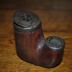 VAND UN VECHI CAP DE PIPA DE COLECTIE - Narghilea