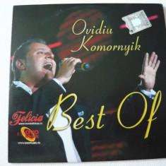 Ovidiu Komornyik - Best Of - Revista Felicia - Muzica de colectie (CD)