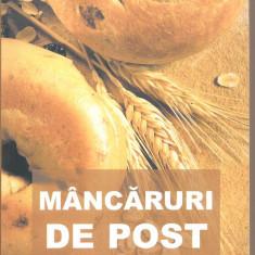 (C4079) MANCARURI DE POST, EDITURA SOFIA, 2003 - Carte Retete de post