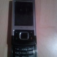 Vand nokia 6500 slide - Telefon Nokia, Argintiu, Neblocat, Cu slide, 3.2 MP, Symbian OS