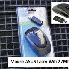 Mouse Laser ASUS wireless Germania HQ, 1000-2000