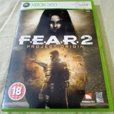 Joc Fear 2 Project Origin, XBOX360, original, alte sute de jocuri! - Jocuri Xbox 360, Shooting, 18+, Single player