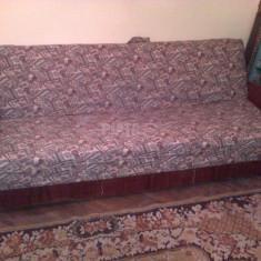 Vand una/doua canapele extensibile - Canapea, Din stofa