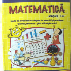 MATEMATICA - Clasele I-II. CULEGERE DE EXERCITII SI PROBLEME, E. Dancila, 2008 - Manual scolar, Clasa 1