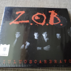 ZOB Zulu Oscar Bravo cd disc nou sigilat muzica punk rock 2009 - Muzica Rock