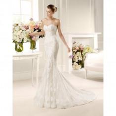 rochie de mireasa Mullet La Sposa 2013