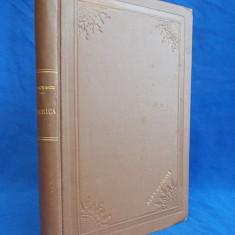 CRISTU S.NEGOESCU - RETORICA [ INTOCMITA CONFORMU PROGRAMEI OFICIALE ] - PRIMA EDITIE - PLOESCI - 1883 - EXEMPLARUL A APARTINUT LUI POMPILIU ELIADE