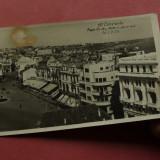 carte postala - Constanta - Piata Ovidiu - circulata - interbelica