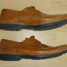 Pantofi TIMBERLAND SMART COMFORT ZONED CHASIS; piele naturala, cusuti manual;44.5 - Pantof barbat Timberland, Culoare: Din imagine