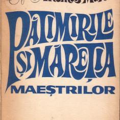 Thomas Mann-Patimirile si maretia maestrilor