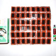 PETEC de CAUCIUC 2.5cm X 3.5cm set de 48 de bucati + adeziv - Barca