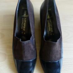 Pantofi ARA piele naturala NATURFORM, foarte confortabili; marime 39 - Pantof dama Ara, Culoare: Din imagine, Cu talpa joasa