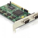 Placa PCI Delock 6 x serial RS232, 89075