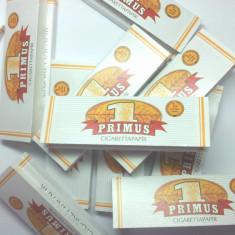 Foite PRIMUS pentru rulat tutun, tigari - Foite tigari
