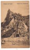 Carte postala(ilustrata)-VALCEA-Calimanesti-Pestera lui Traian