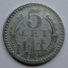 5 lei 1978 - 2 - - Moneda Romania