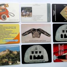Lot cartele telefonice straine Grecia - 1 - CEL MAI MIC PRET - Cartela telefonica straina